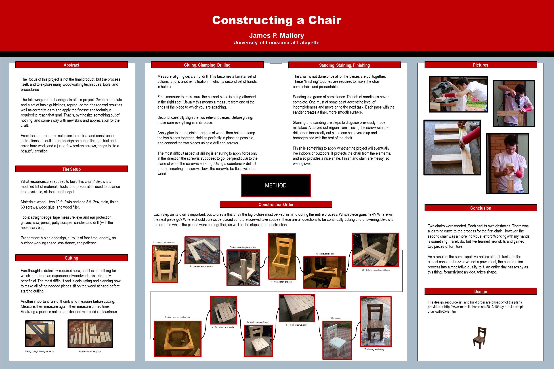 senior research creative poster project university honors program