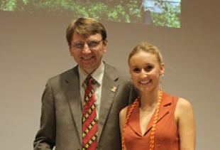 Jency Broussard, Biology