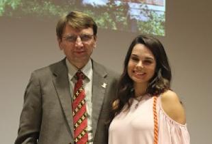 Kayla Garrett, Chemical Engineering