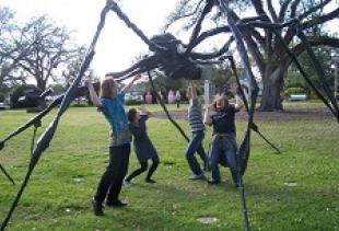 NOMA Giant Spider